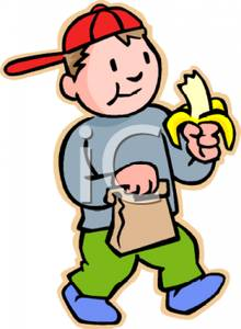 a boy carrying a sack lunch clipart panda free clipart images rh clipartpanda com clipart sack lunch bag lunch clipart