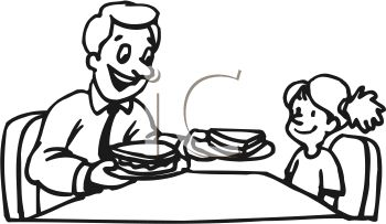 kids%20lunch%20clipart%20black%20and%20white