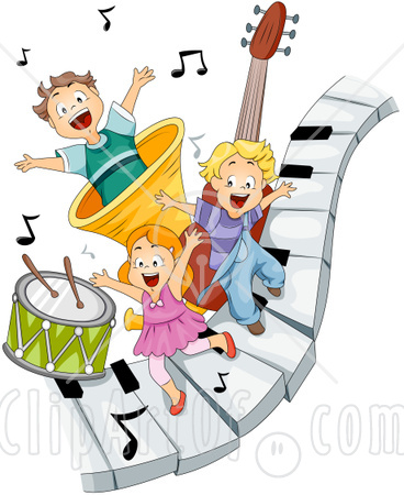 Kids Playing Music Clipart | Clipart Panda - Free Clipart ...
