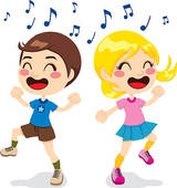 Happy Kids Dancing Clipart Clipart Panda Free Clipart