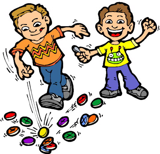 Kids playing clipart clip art playing children 799311