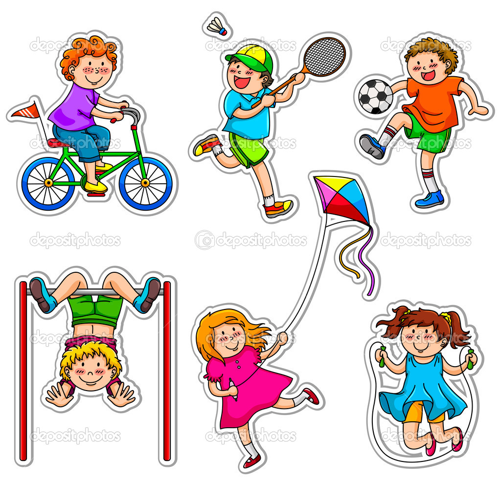 kids playing sports clipart clipart panda free clipart images rh clipartpanda com