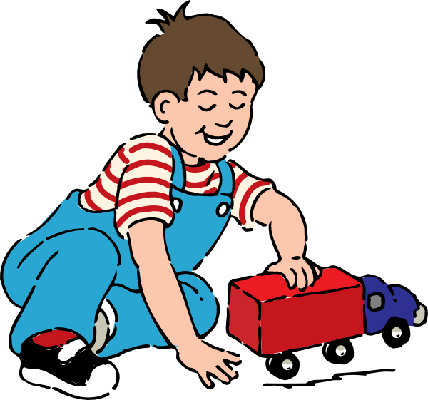 Kids Playing Games Clip Art Kids%20playing%20with%20toys%