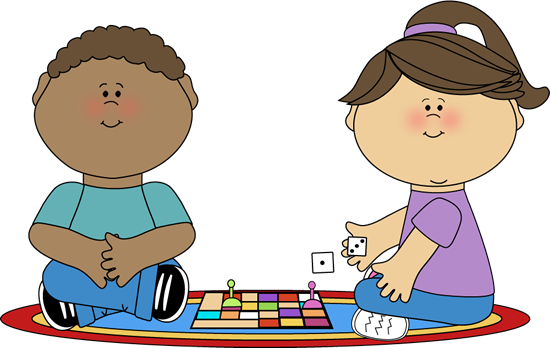 Toys And Games Clip Art : Kids playing with toys clipart panda free