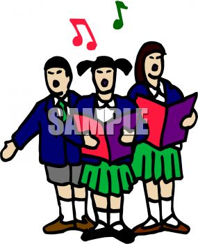 Children Singing Clipart | Clipart Panda - Free Clipart Images