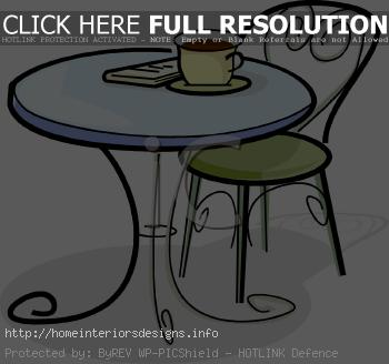 Kids Table And Chairs Clipart Clipart Panda Free Clipart Images