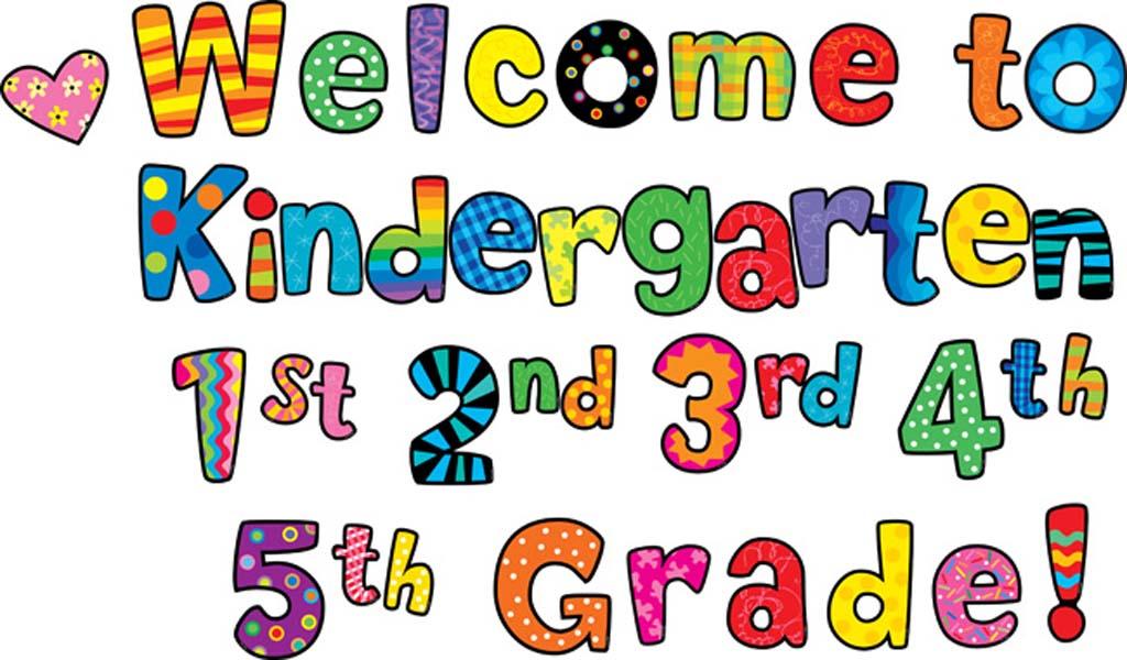 Kindergarten Number Clipart Kindergarten clip art