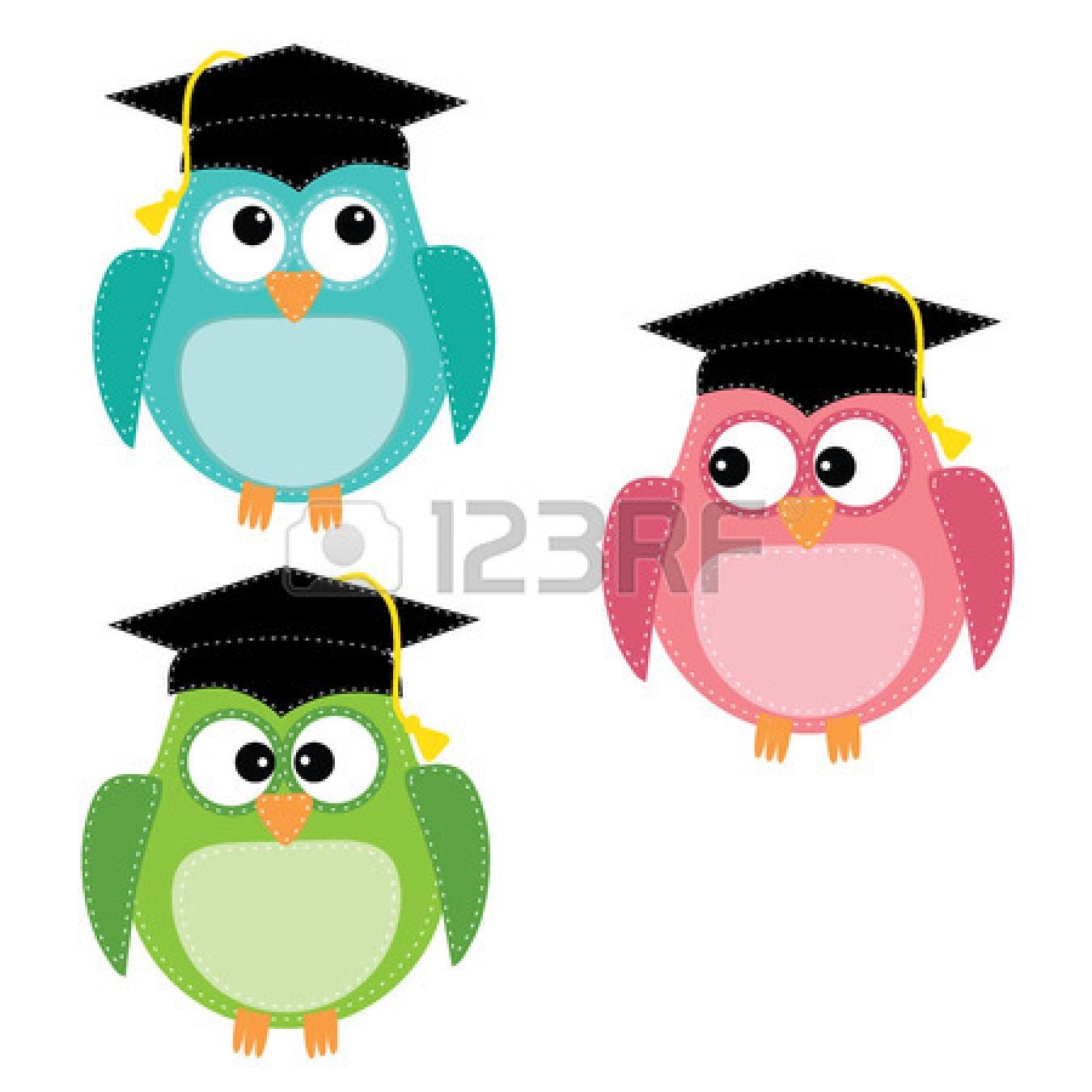 Kindergarten Graduation Owl Clip Art   Clipart Panda ...