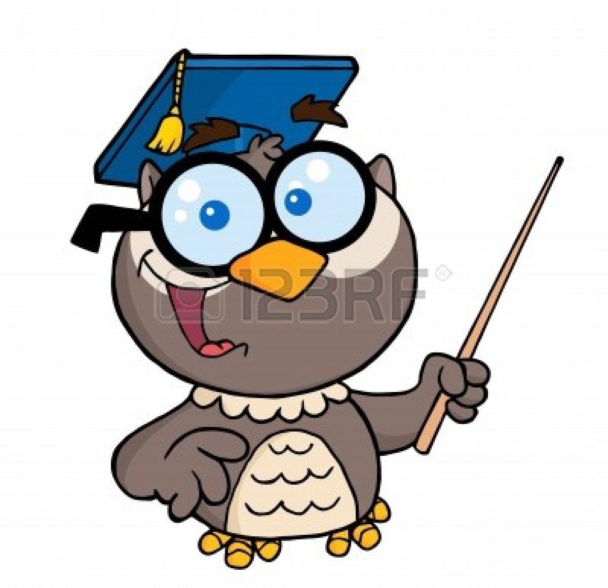Kindergarten Graduation Owl Clip Art | Clipart Panda ...