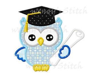 Free Clip Art Graduation Owl