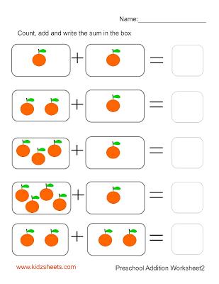 Kindergarten Math Addition | Clipart Panda - Free Clipart ...