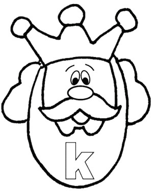 K Is For King Coloring Page king-and-queen-coloring-pages-K-For-Head-King-Coloring-Pages-300x375 ...