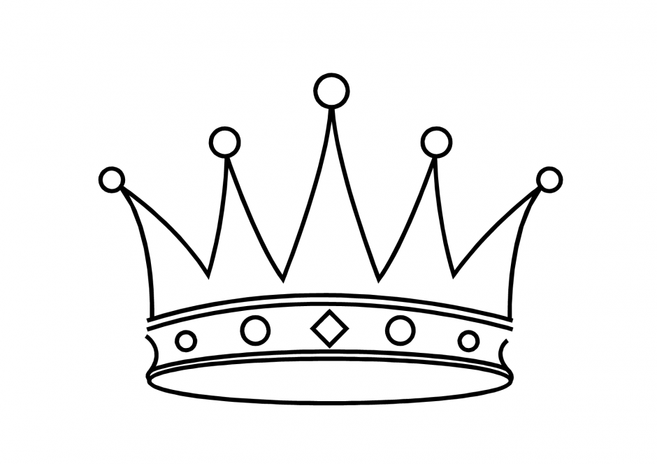 king and queen coloring pages King crown coloring page Coloring pages ...