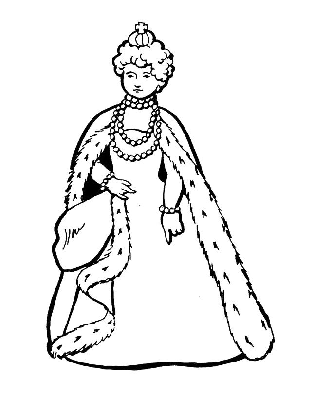 image gallery queen coloring King and Queen Crown Coloring Pages  Coloring Pages King And Queen