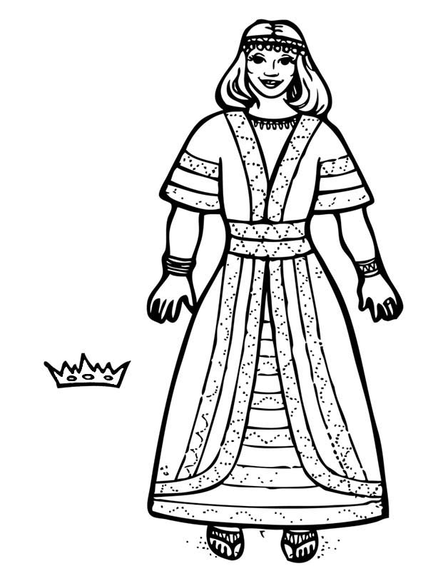 Free Coloring Pages Of King Crown