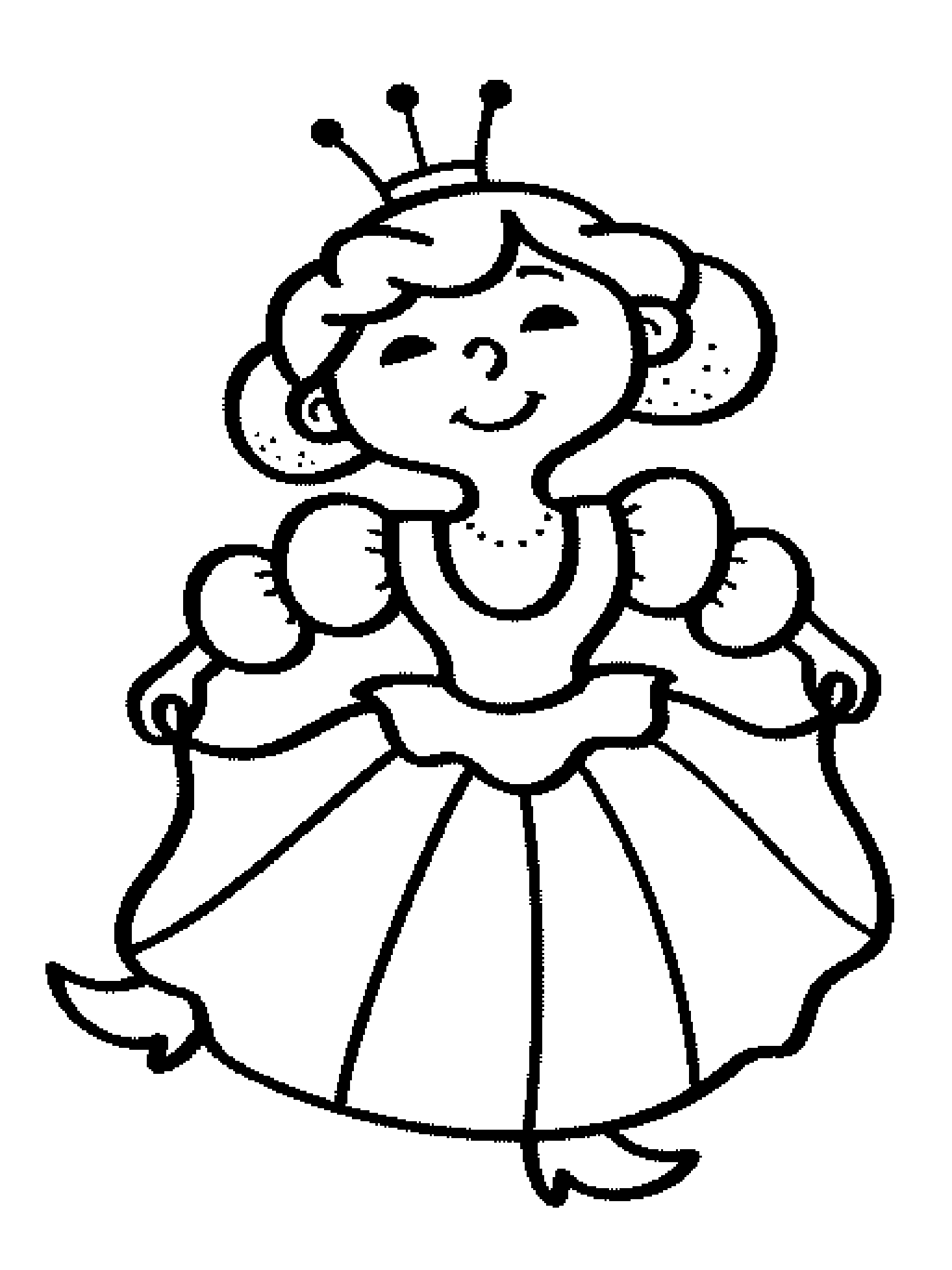 King And Queen Coloring Pages | Clipart Panda - Free ...