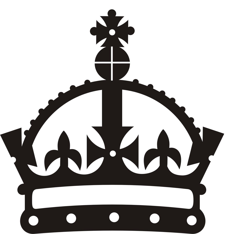 Crown symbol p