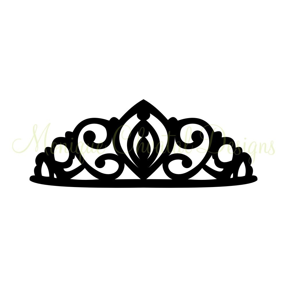 king and queen crowns clipart