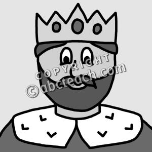 King Clip Art