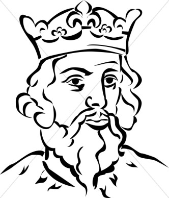 king%20clipart%20black%20and%20white