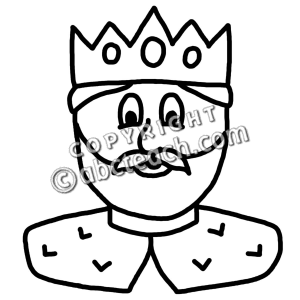 King Clip Art Black An... King Clip Art Black And White