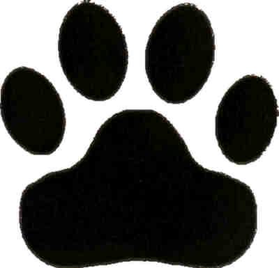 Teddy Bear Paw Print Clip Art | Clipart Panda - Free ...