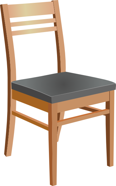 Dining Table Clipart Black And White | Clipart Panda ... Dining Chair Clipart