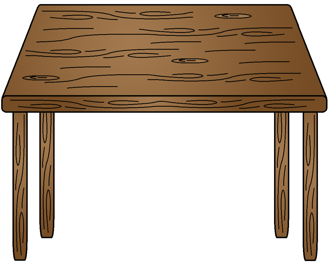 Kitchen table and chairs clipart table clip art table1 png