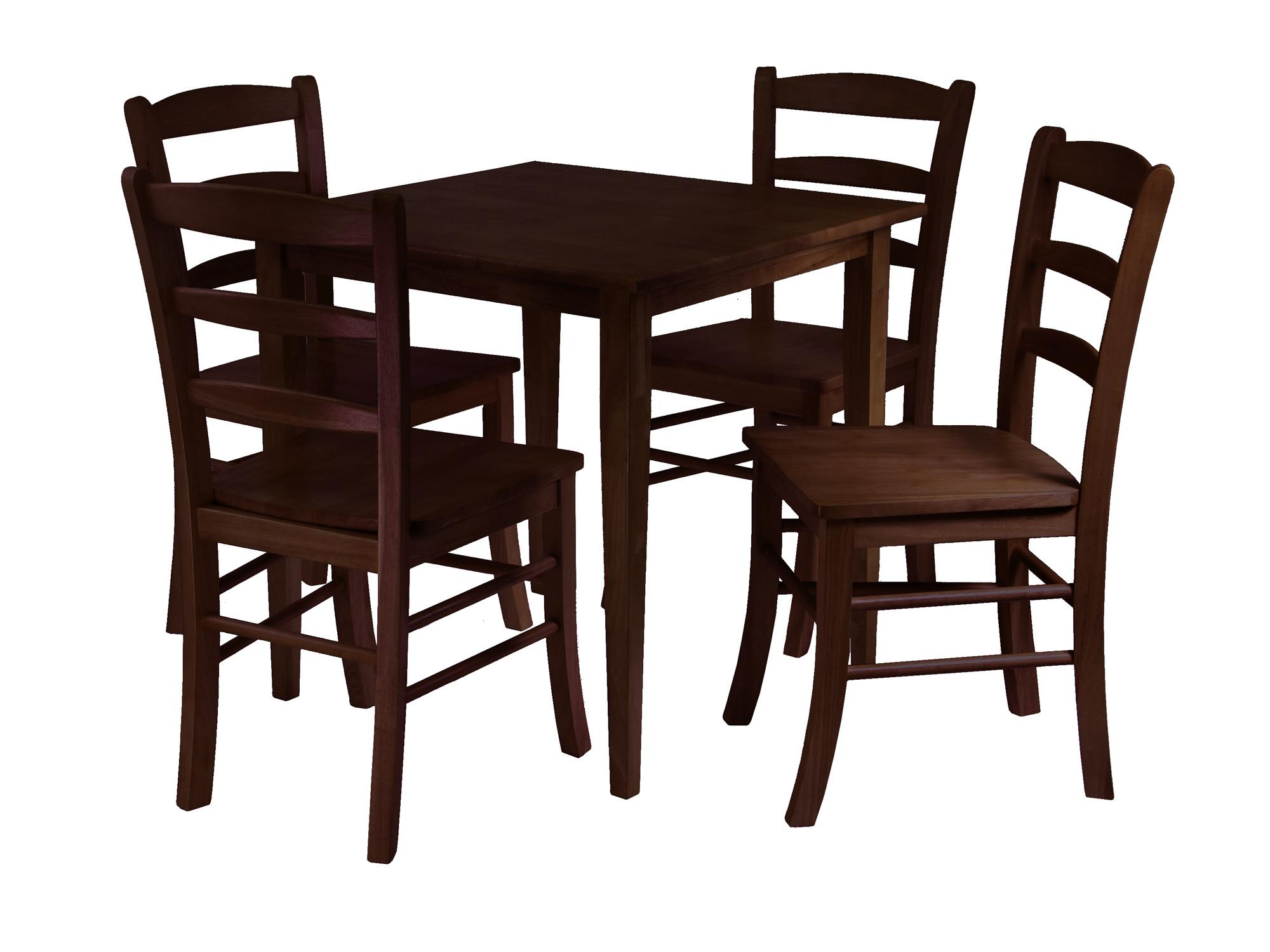 Free dining room table and chairs