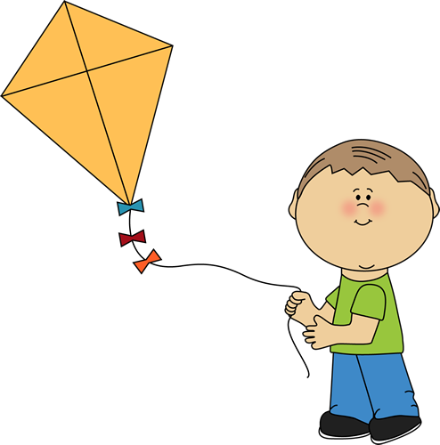 Kite Flying Clipart | Clipart Panda - Free Clipart Images