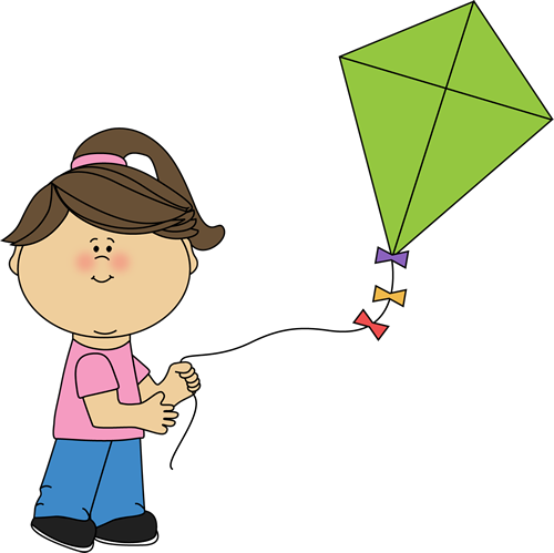 kite flying clipart clipart panda free clipart images