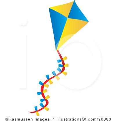 flying kite illustration - photo #13