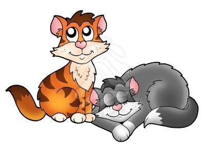 Kitten Clip Art