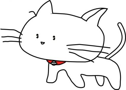 kitten%20clipart%20black%20and%20white