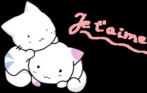 Kittens Clip Art