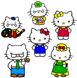 Kitty Clip Art Free Clipart Panda Free Clipart Images