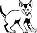 kitty%20clipart%20black%20and%20white