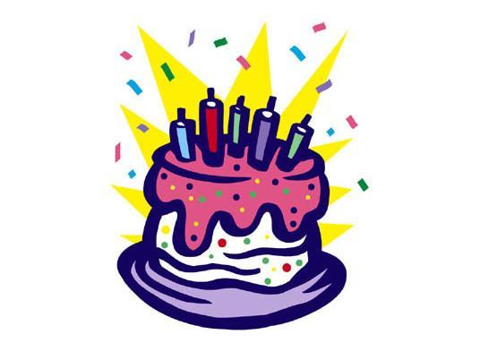 Birthday Cake Clip Art Microsoft