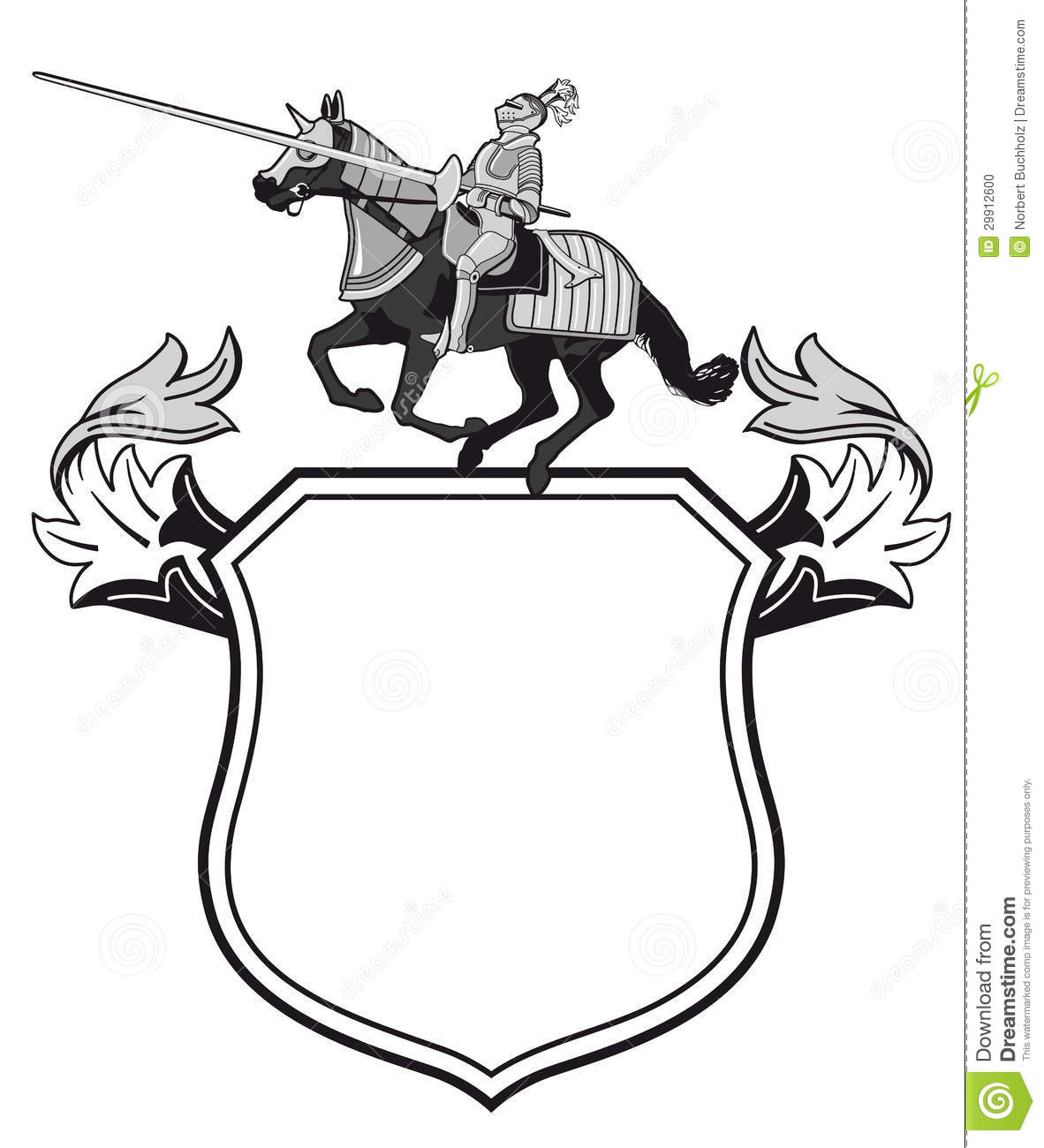 Shield outline coat arms clipart panda free clipart images - Knight 20shield 20clipart