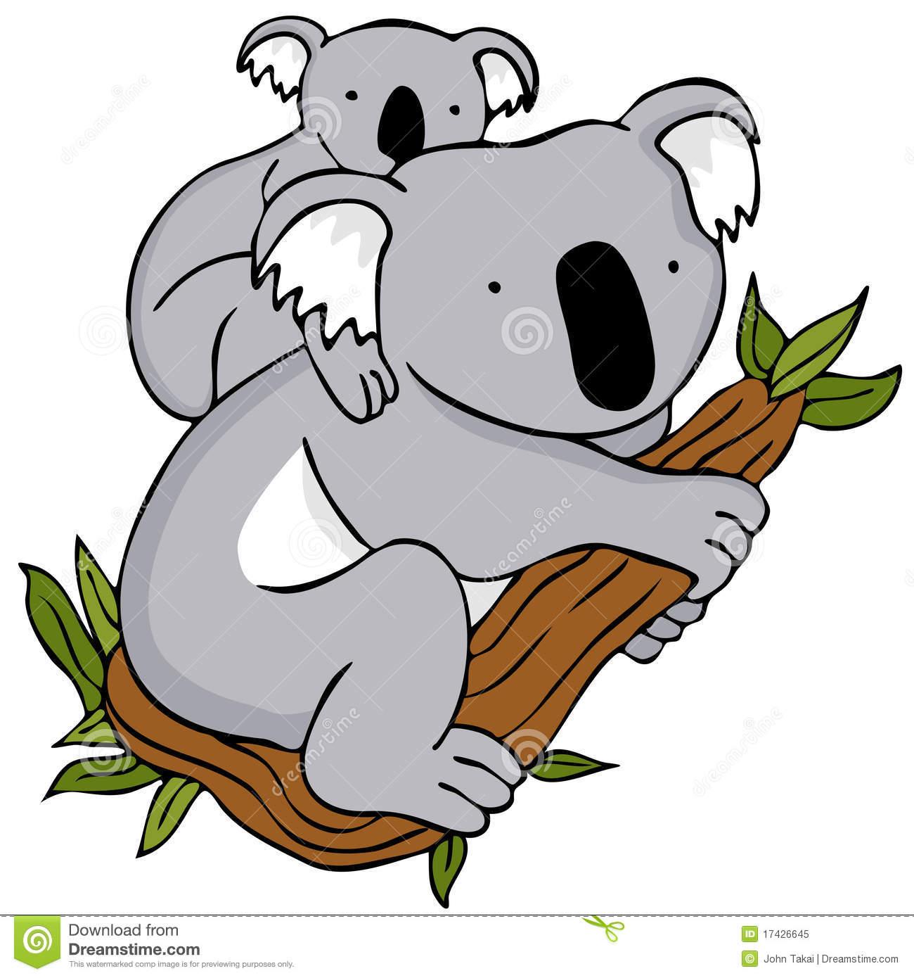 Cute Koala Clipart | Clipart Panda Free Clipart Images