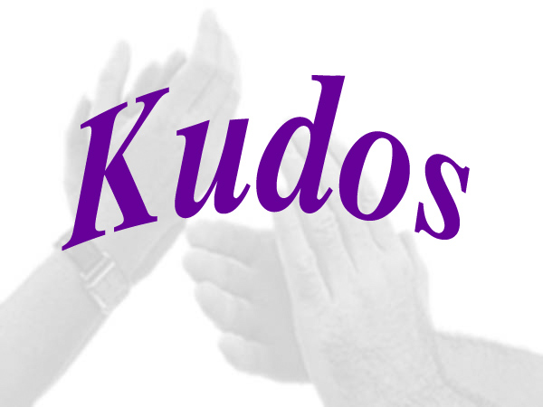 Image result for kudos