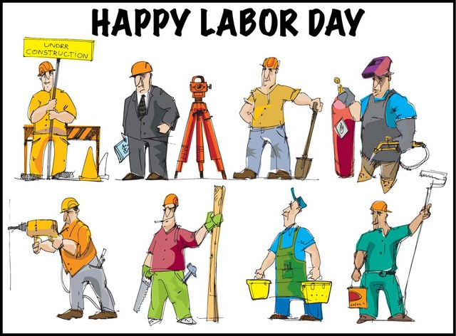 Happy Labor Day Clipart Clipart Panda Free Clipart Images