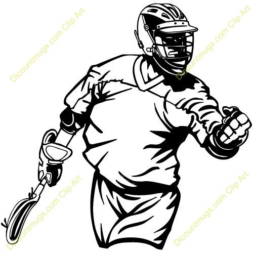 lacrosse player clipart rh worldartsme com