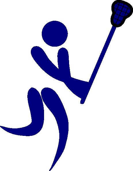 Women's lacrosse clipart free