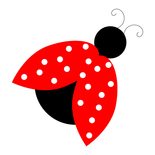 red ladybug clipart clipart panda free clipart images rh clipartpanda com ladybug clip art free download ladybug graphics free clip art