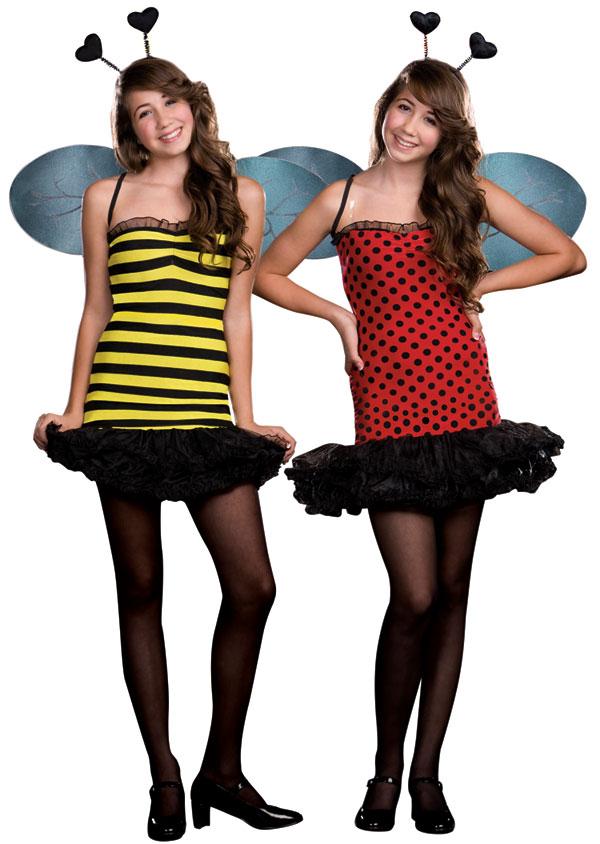 Wings for adults ladybug