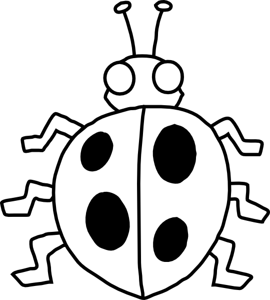 Black Ants Clipart Ant Clipart Black And White