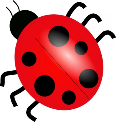 Ladybug Flying Clipart | Clipart Panda - Free Clipart Images