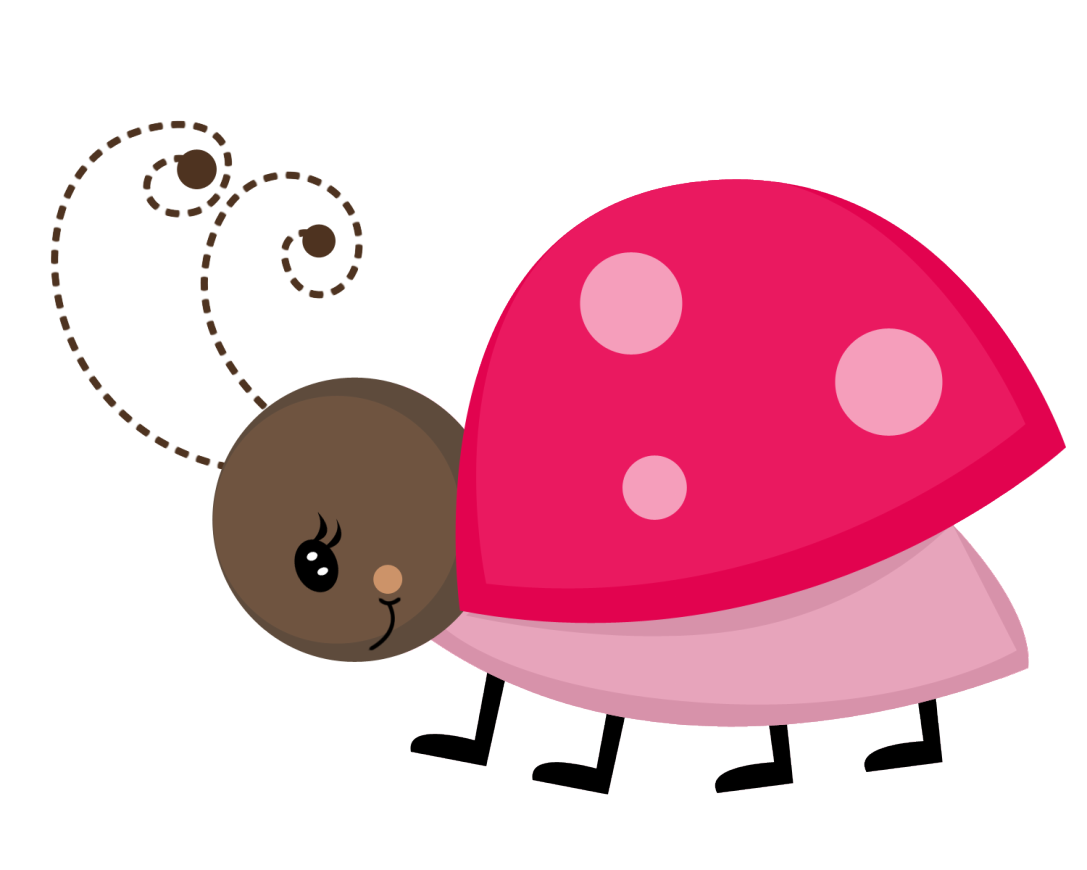 Pink Lady Bug | Clipart Panda - Free Clipart Images