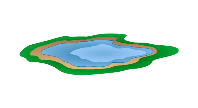 lake clipart - photo #4
